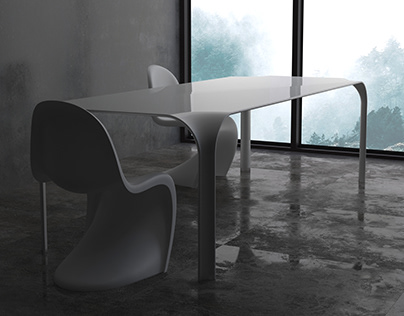 LS, the light and strong table