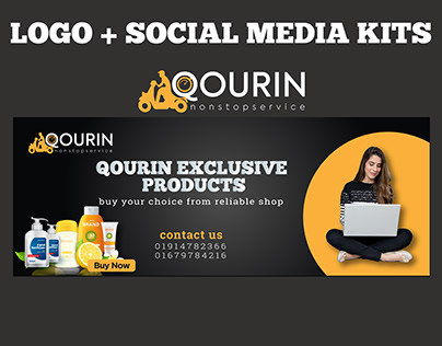 Logo and Social Media kit Design