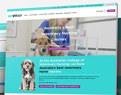 ACVN - Website Design