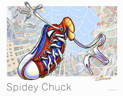 Spidey Chuck