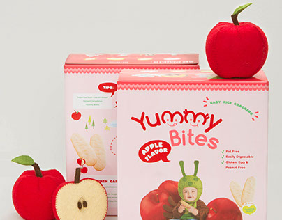 Yummy Bites Packaging
