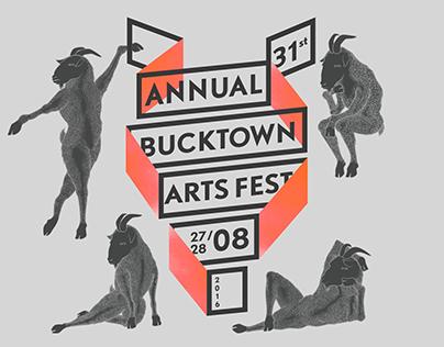 31st Annual Bucktown Arts Fest 2016