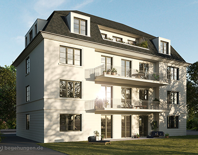 Apartment House Frankfurt