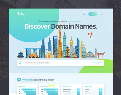 Dofo.com Web App
