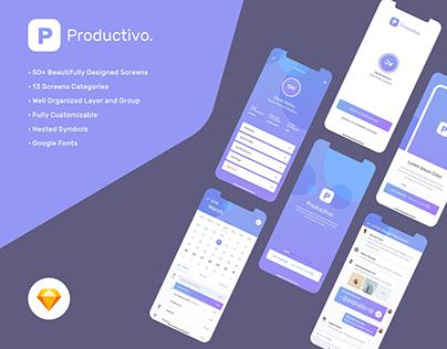 Productivo UI Kit