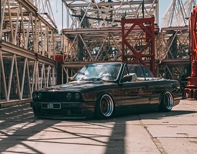 BMW E30 325 Cabrio 1991