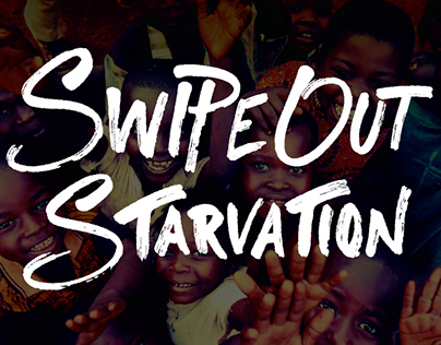 Swipe Out Starvation Rebrand