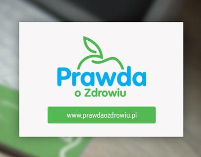 Business Card for prawdaozdrowiu.pl
