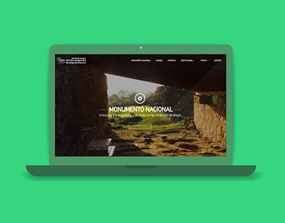 Website: Engenho dos Erasmos Archaeological Site
