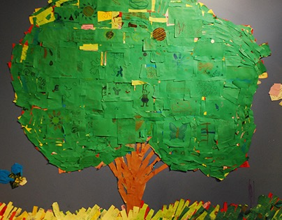 """Community Mosaic"" Missouri Botanical Garden: 2015"