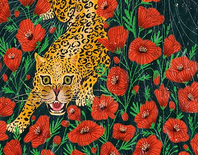 Ilustraciones / Editorial Hojas del Bosque