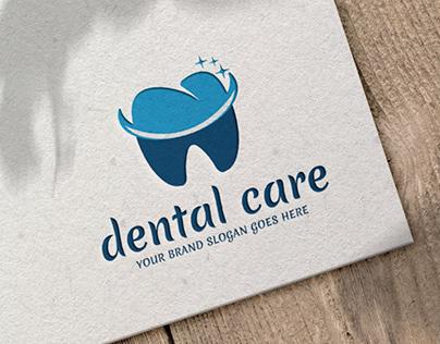 Dental Care Logo Design