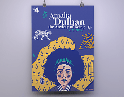 Amalia Dulhan - Anxiety of Being