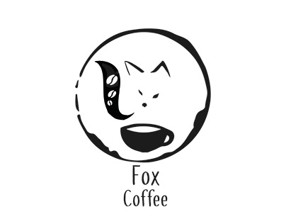 Coffee Modern Business Logo Design