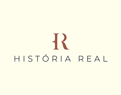HISTÓRIA REAL (branding)
