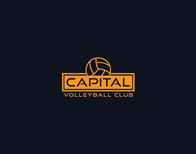 Volleyball Logo Design