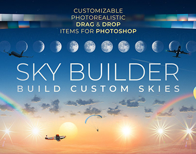 Sky Builder for Photoshop - Free Sky Download