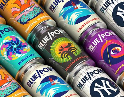 Blue Point Brewing Company RastafaRye Ale