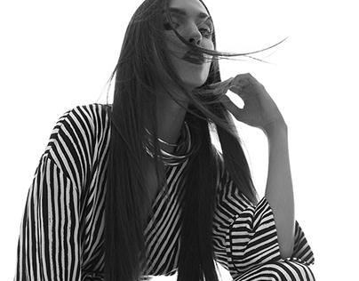 Black&White – FDM Magazine Septembre 2017