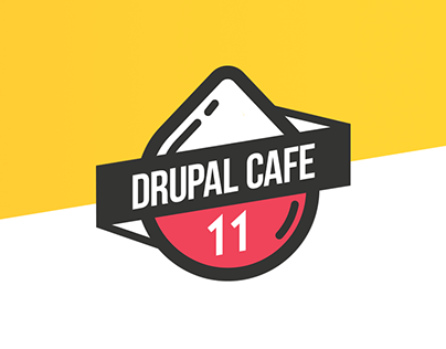 Drupal Cafe branding
