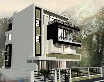 House at Str. Iuliu Tetrat nr. 16