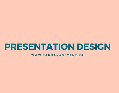 Presentation Design 2018