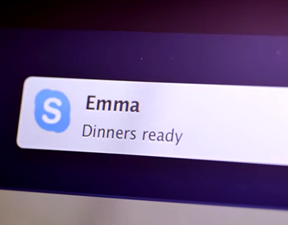 Skype for Mac 7.0 launch campaign
