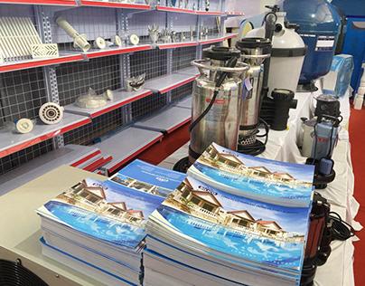 Thiết bị bể bơi đều được công ty Bilico bảo hành từ 1