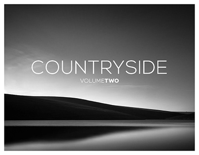 Countryside Volume Two: Monochrome Landscapes