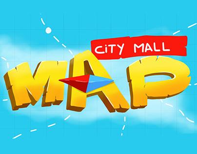 City mall map