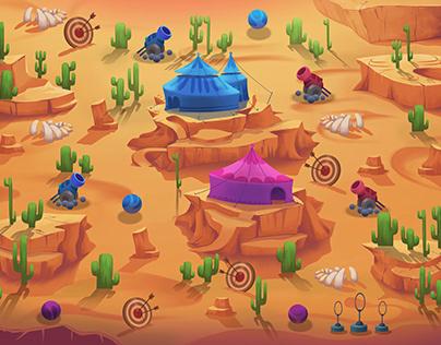 Game Environment Design