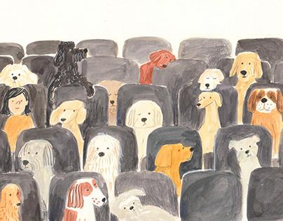 Perritos de cinema