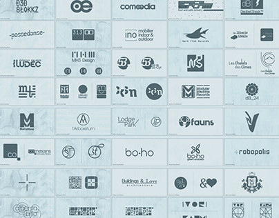 Various Logotypes & Monograms