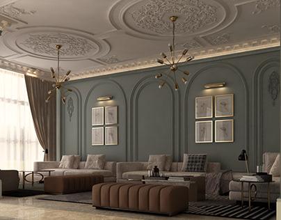 Luxurious Reception