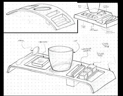 Meeting Tableware Set