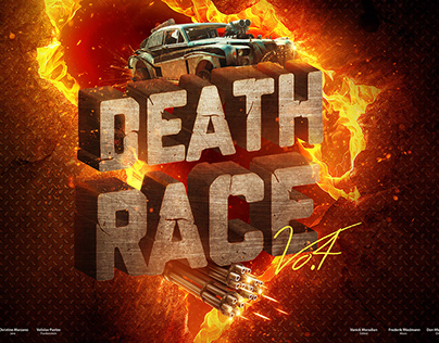 Death Race VO.4(Not official)