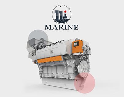 11 Marine   Branding