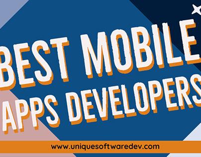 Best Mobile Apps Developers in Dallas