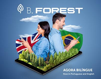 Revista B. Forest Bilíngue
