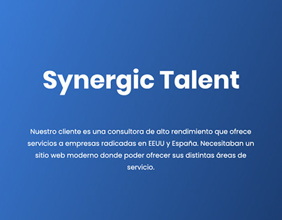 Synergic Talent