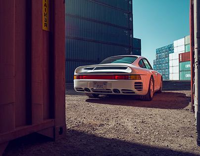 Porsche 959S for 000 Magazine