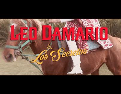 LEO DAMARIO y los Secretos. DG