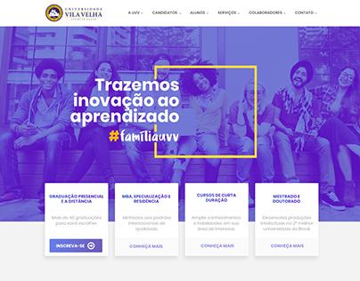 Universidade Vila Velha