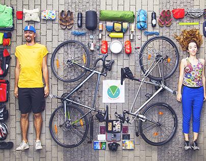 Vago Cycling - Photo Composition