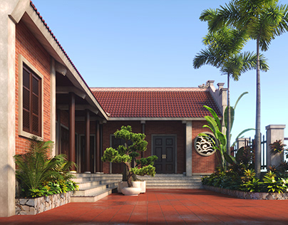VIET NAM COUNTRY HOUSE