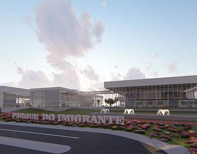 Revitalização Parque do Imigrante