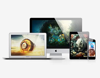 Desktopography 2014