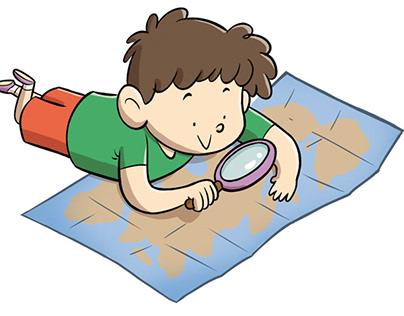 ILLUSTRATIONS FOR CHILDREN BOOKS