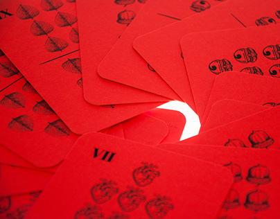 ZSUGA HUNGARIAN PLAYING CARDS