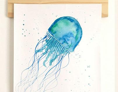 Aquarelas/Watercolor